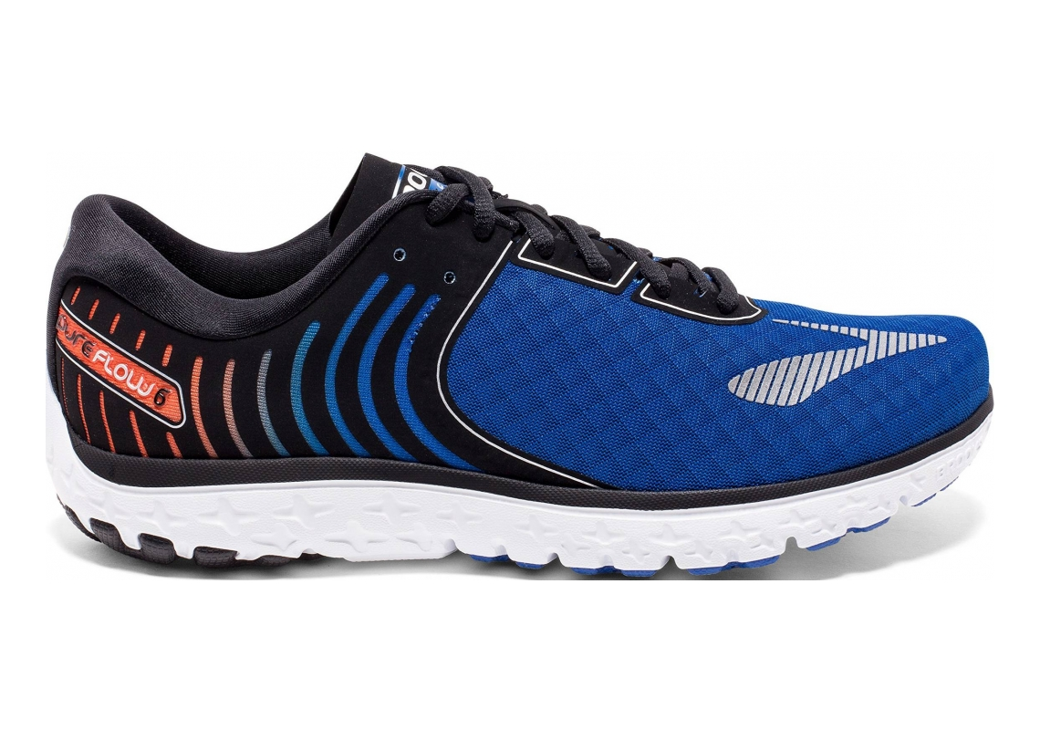 Brooks Pureflow 6 Electric Brooks Blue/Black/High Risk Red