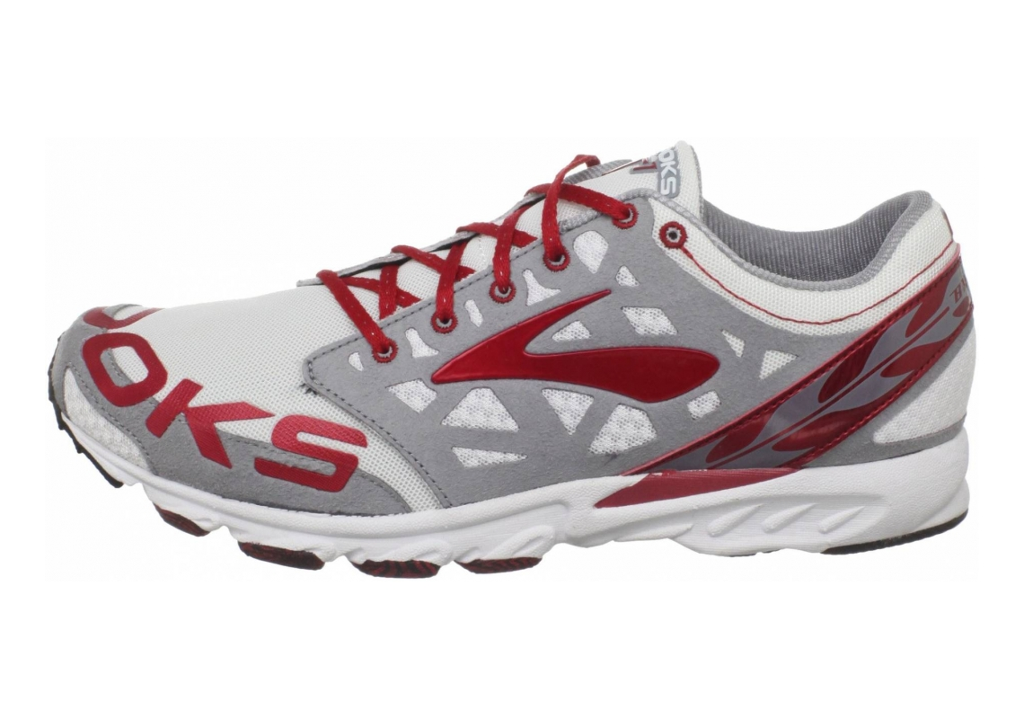 Brooks T7 Racer White