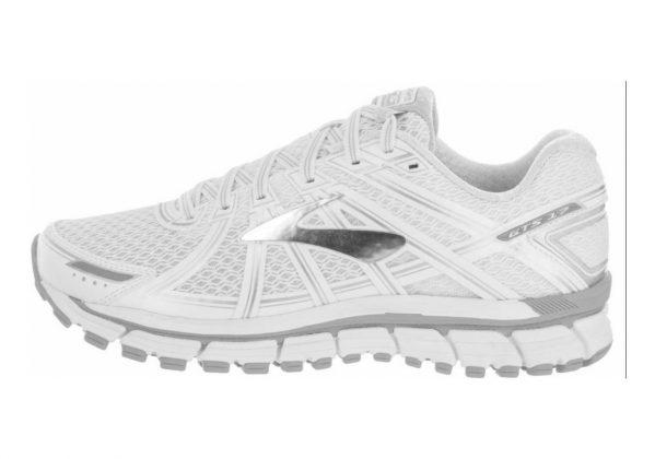 Brooks Adrenaline GTS 17 White/Silver