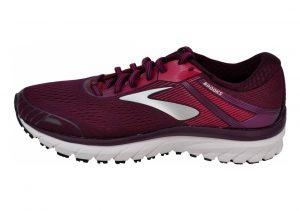 Brooks Adrenaline GTS 18 Purple/Pink/Silver