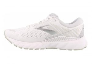 Brooks Adrenaline GTS 19 White/White/Grey