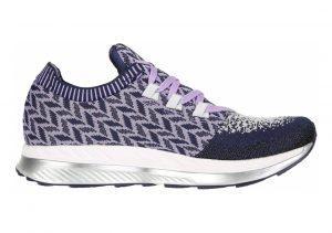 Brooks Bedlam Purple/Navy/Grey