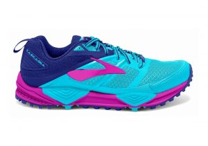 Brooks Cascadia 12 Multicolore (Bluefish/Clematisblue/Purpleca)