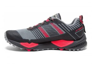 Brooks Cascadia 13 Grey/Grey/Pink