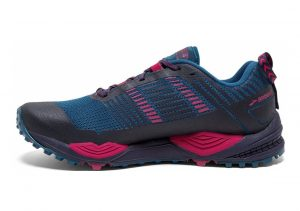 Brooks Cascadia 13 Ink/Navy/Pink