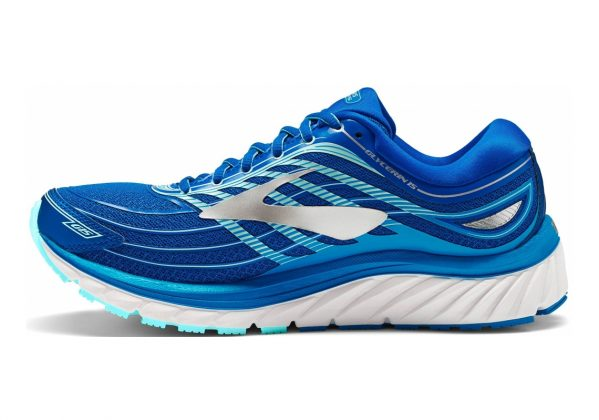 Brooks Glycerin 15 Blue/Mint/Silver