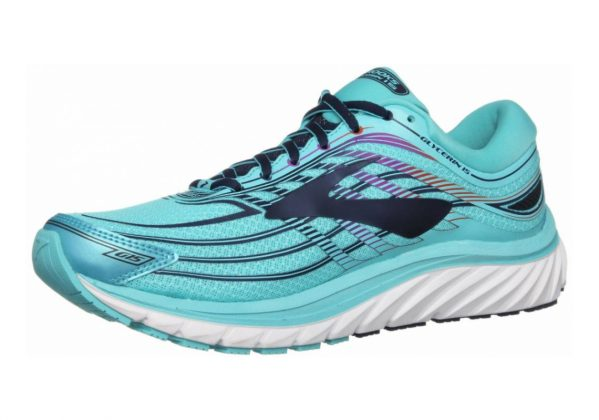 Brooks Glycerin 15 (476) CAPRI/BLUE/PURPLE CACTUS