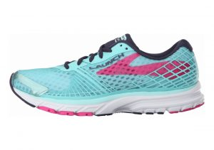 Brooks Launch 3 Blue Tint/Pink Glo/Peacoat