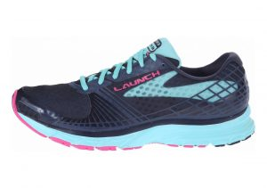 Brooks Launch 3 Peacoat/Blue Radiance/Pink Glo