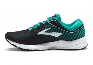 Brooks Launch 5 Multicolore (Black/Teal Green/White 003)