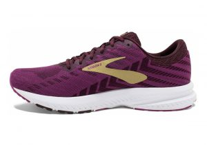 Brooks Launch 6 Purple