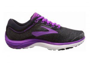 Brooks PureCadence 7 Black/Purple/Multi