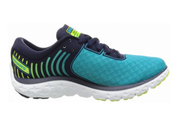 Brooks Pureflow 6 Bluebird/Peacoat/Lime Punch