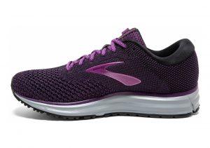 Brooks Revel 2 Black/Purple/Grey