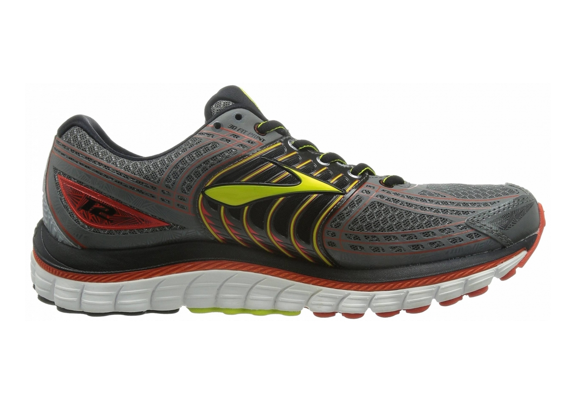 Brooks Glycerin 12 (024) CASTLE ROCK/LIME PUNCH/TORCH