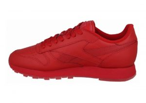 Reebok Classic Leather Solids Red