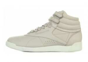 Reebok x FACE Stockholm Freestyle Hi White
