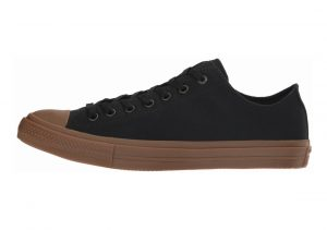 Converse Chuck II Low Top Schwarz
