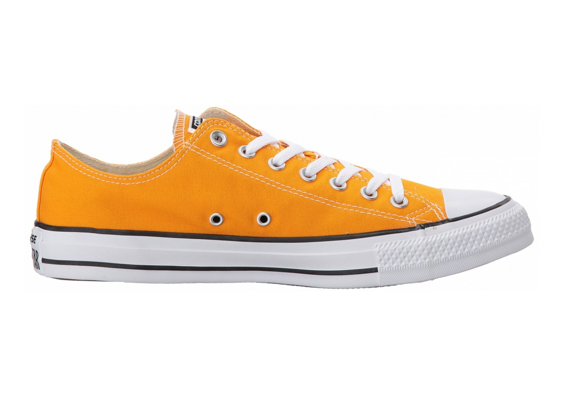 Converse Chuck Taylor All Star Low Top Orange Ray