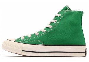 Converse Chuck 70 High Top Green/Black/Egret