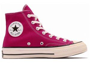 Converse Chuck 70 High Top Pink Pop/Black/Egret