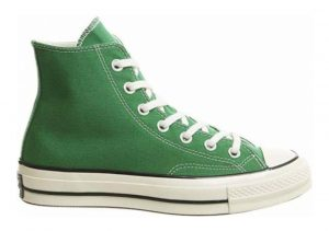 Converse Chuck 70 Vintage Canvas High Top Green/Black/Egret