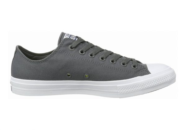 Converse Chuck II Low Top Grey
