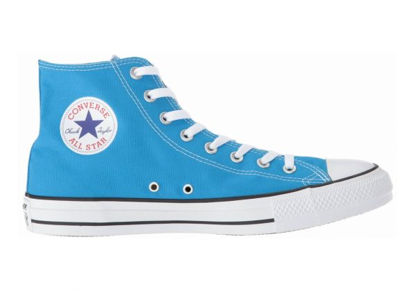 Converse Chuck Taylor All Star Seasonal High Top Blue Hero