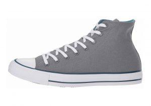 Converse Chuck Taylor All Star Seasonal High Top Cool Grey/Shoreline Blue