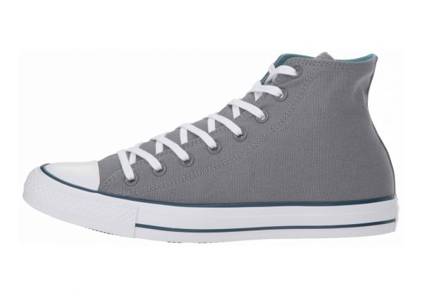 Converse Chuck Taylor All Star Seasonal High Top Cool Grey/Shoreline Blue