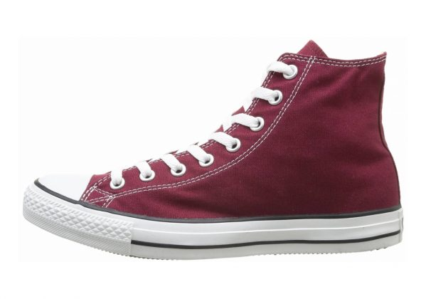 Converse Chuck Taylor All Star Seasonal High Top Maroon