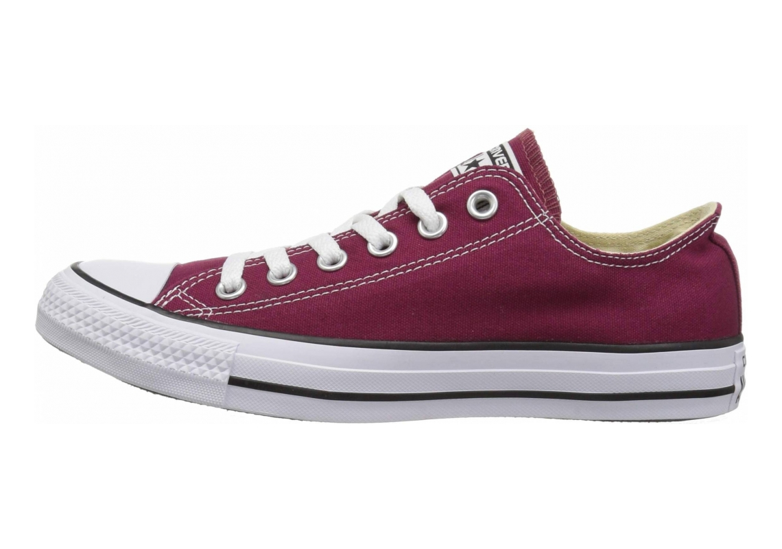 Converse Chuck Taylor All Star Seasonal Colors Low Top Maroon
