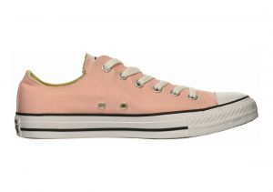 Converse Chuck Taylor All Star Seasonal Colors Low Top Storm Pink