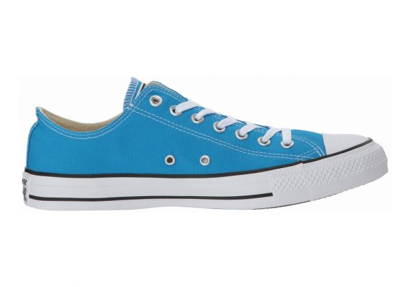 Converse Chuck Taylor All Star Seasonal Colors Low Top Blue Hero