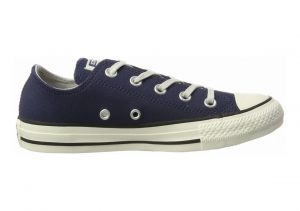 Converse Chuck Taylor All Star Leather Ox marine