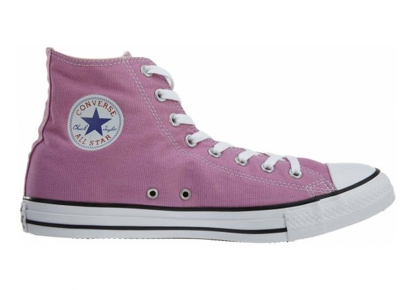 Converse Chuck Taylor All Star Seasonal High Top Powder Purple