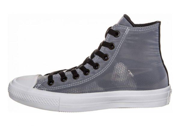 Converse Chuck II High Top Grau / Weiß / Schwarz