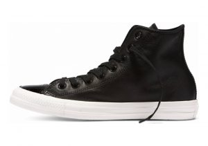 Converse Chuck Taylor All Star Leather High Top Black