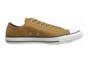 Converse Chuck Taylor All Star Leather Low Top Brown