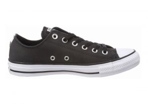 Converse Chuck Taylor All Star Leather Ox Black