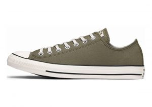 Converse Chuck Taylor All Star Leather Ox Grey