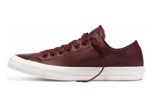 Converse Chuck Taylor All Star Leather Ox Red