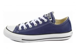 Converse Chuck Taylor All Star Leather Ox Blue