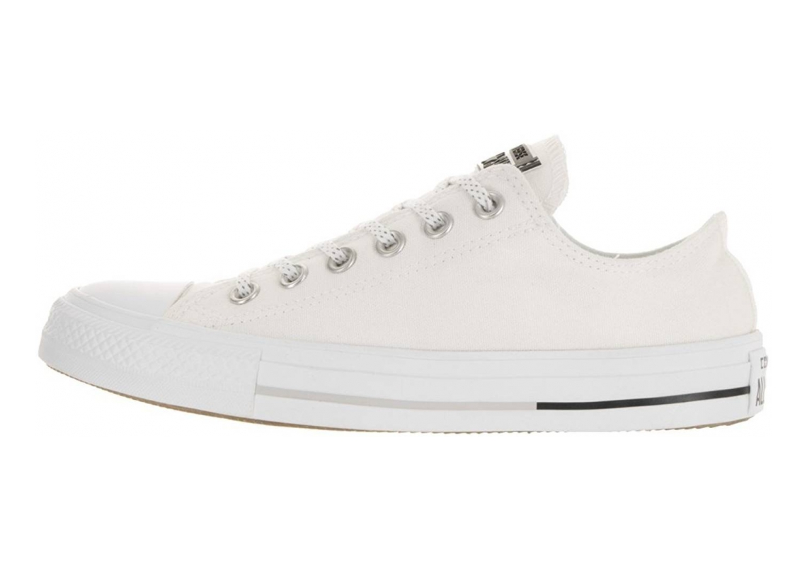 Converse Chuck Taylor All Star Low Top Blanco/Negro