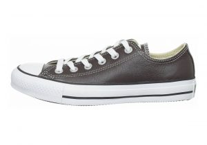 Converse Chuck Taylor All Star Leather Ox Chocolate
