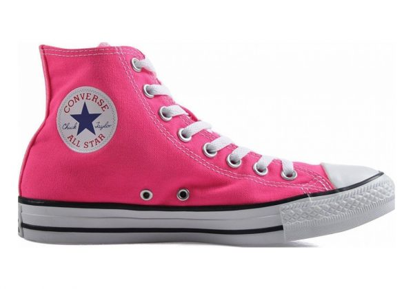 Converse Chuck Taylor All Star Seasonal High Top Pink