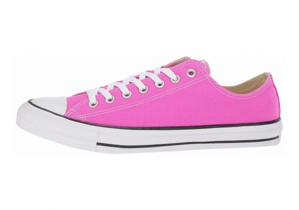 Converse Chuck Taylor All Star Seasonal Colors Low Top Hyper Magenta