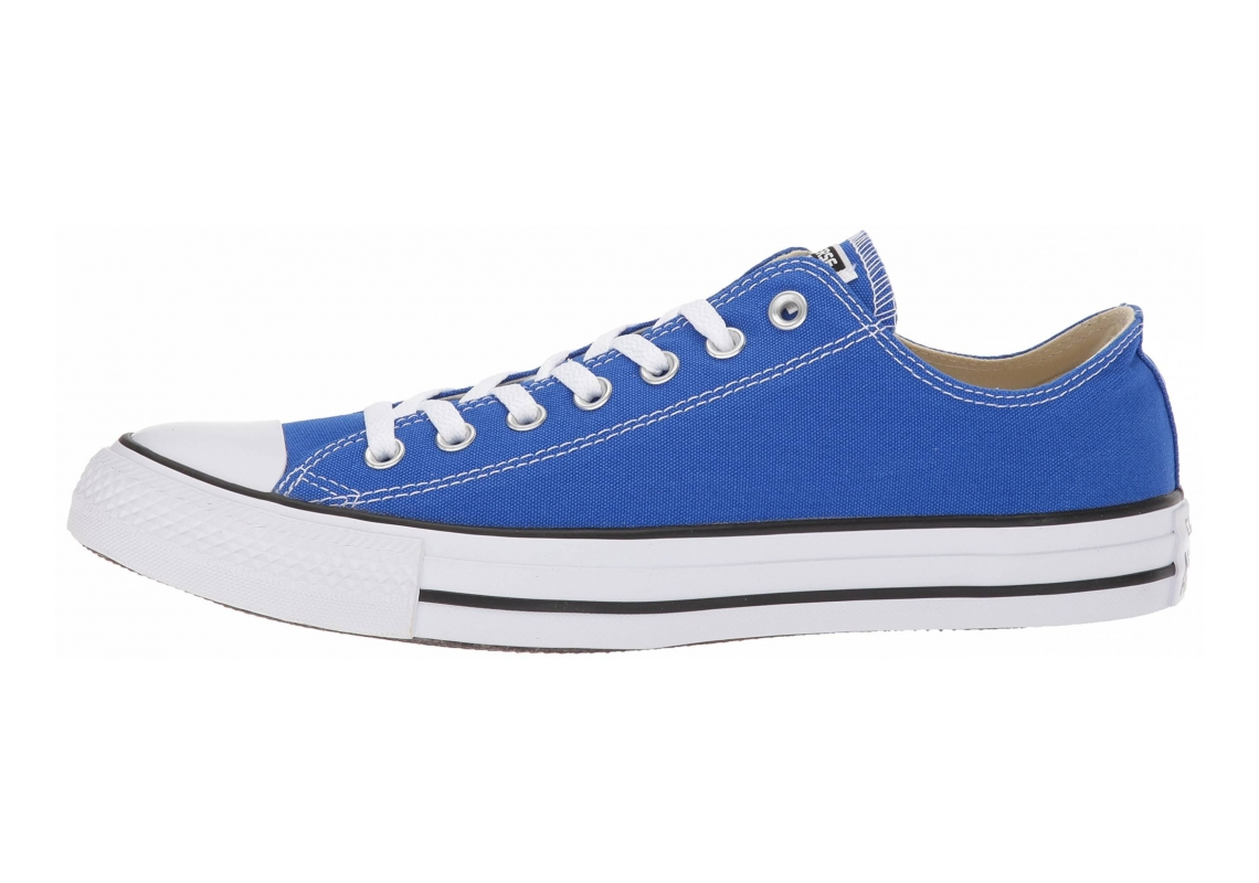 Converse Chuck Taylor All Star Seasonal Colors Low Top Hyper Royal