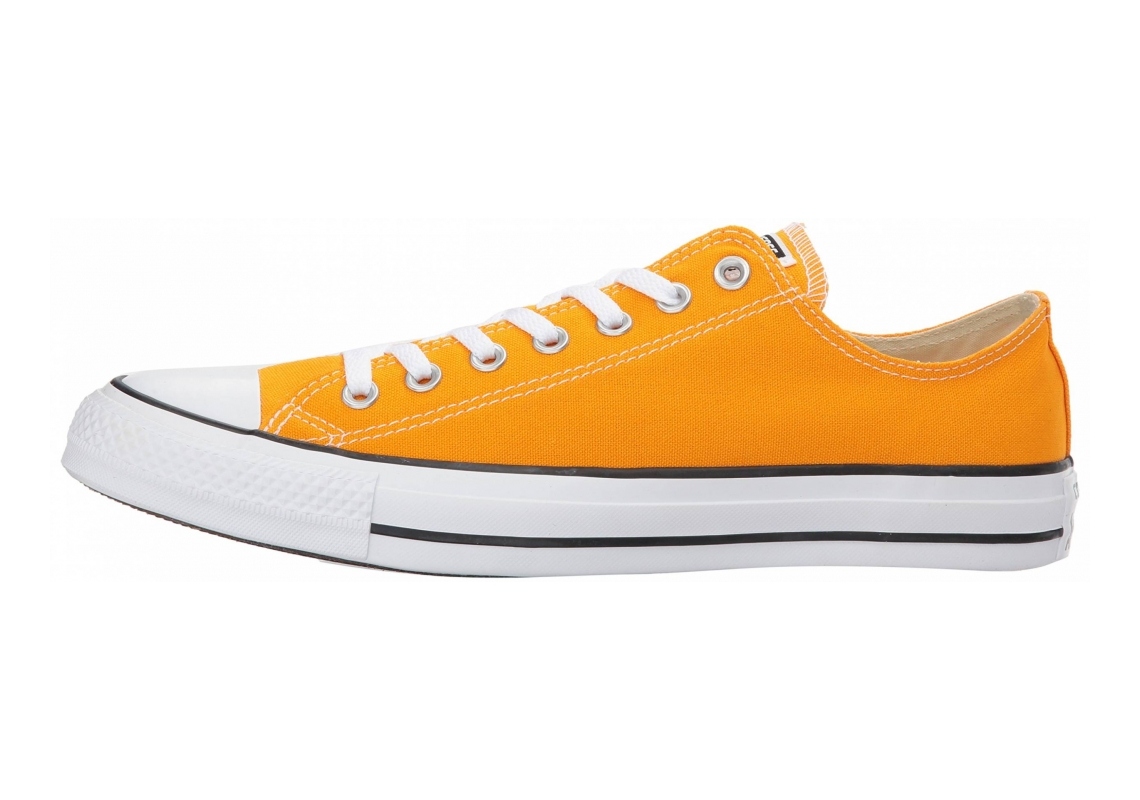 Converse Chuck Taylor All Star Seasonal Colors Low Top Orange Ray