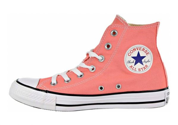 Converse Chuck Taylor All Star Seasonal Color Hi Pink